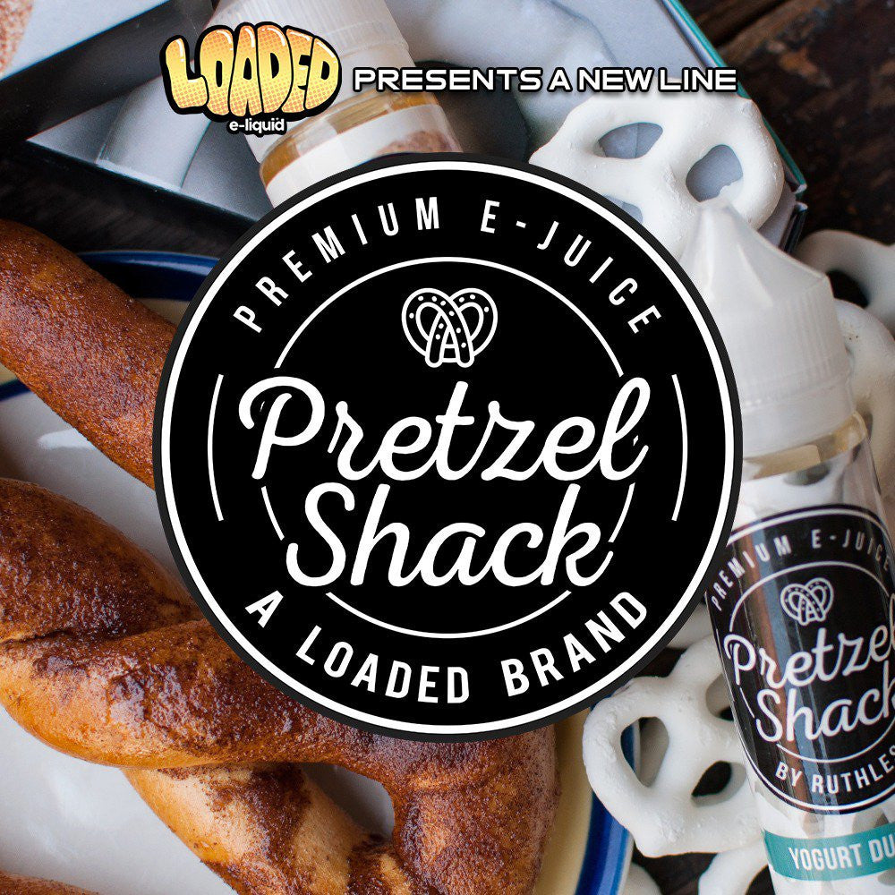 Yogurt Dunked | <br> Pretzel Shack By Ruthless