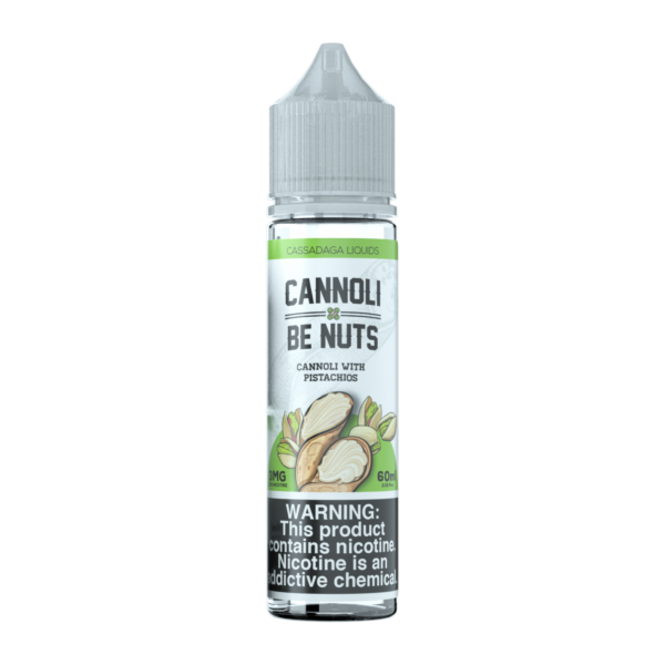 Cannoli Be Nuts | <br>by Cassadaga Liquids - Wholesale Vape Supply | E-Liquids | Mods | Electronic Cigarettes Drip Cave®