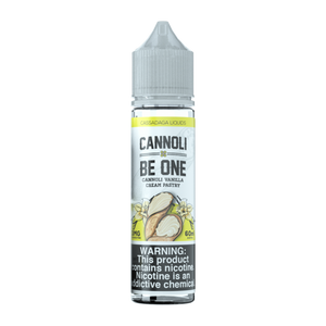 Buy Cannoli Be One | <br>by Cassadaga Liquids - Cassadaga Liquids - Vape Shop Melbourne Australia's Premier Shopping Destination Vape Cave