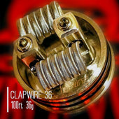 100FT clapwire36 (36g) | <br> by Hotwires | Wire | VapeCave | Australia