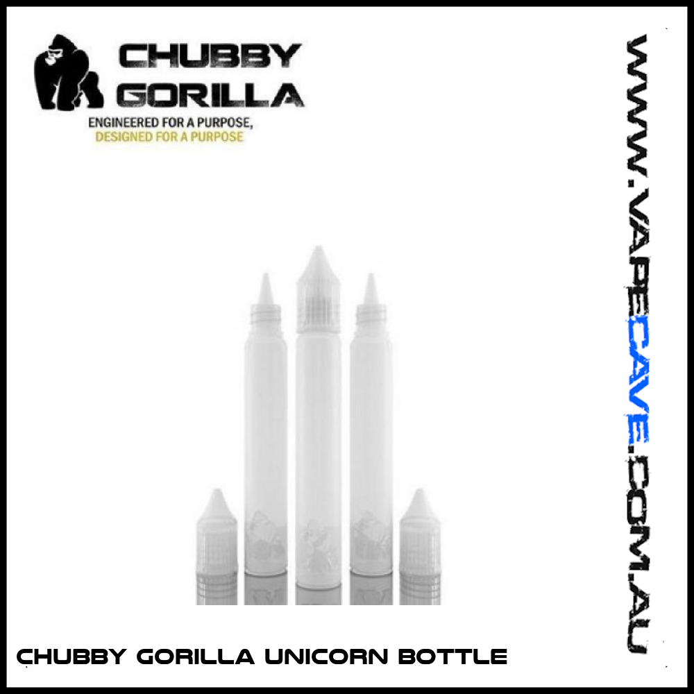 30ML Unicorn Bottle | <br> Chubby Gorilla