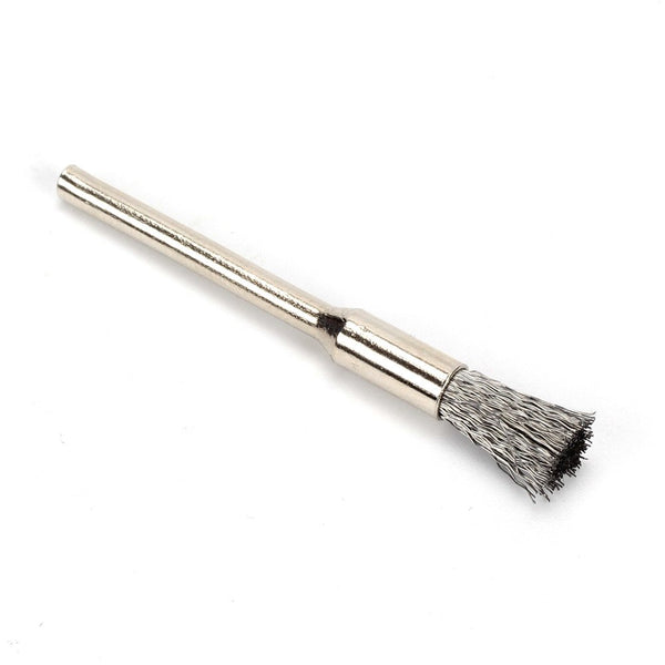 Stainless Steel Metal |<br> Cleaning brush