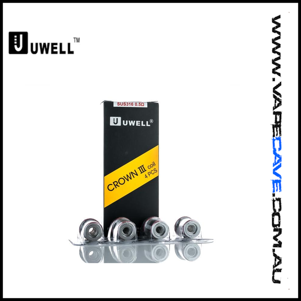 Crown V3 Coil | <br> by Uwell | Clearomiser | VapeCave | Australia