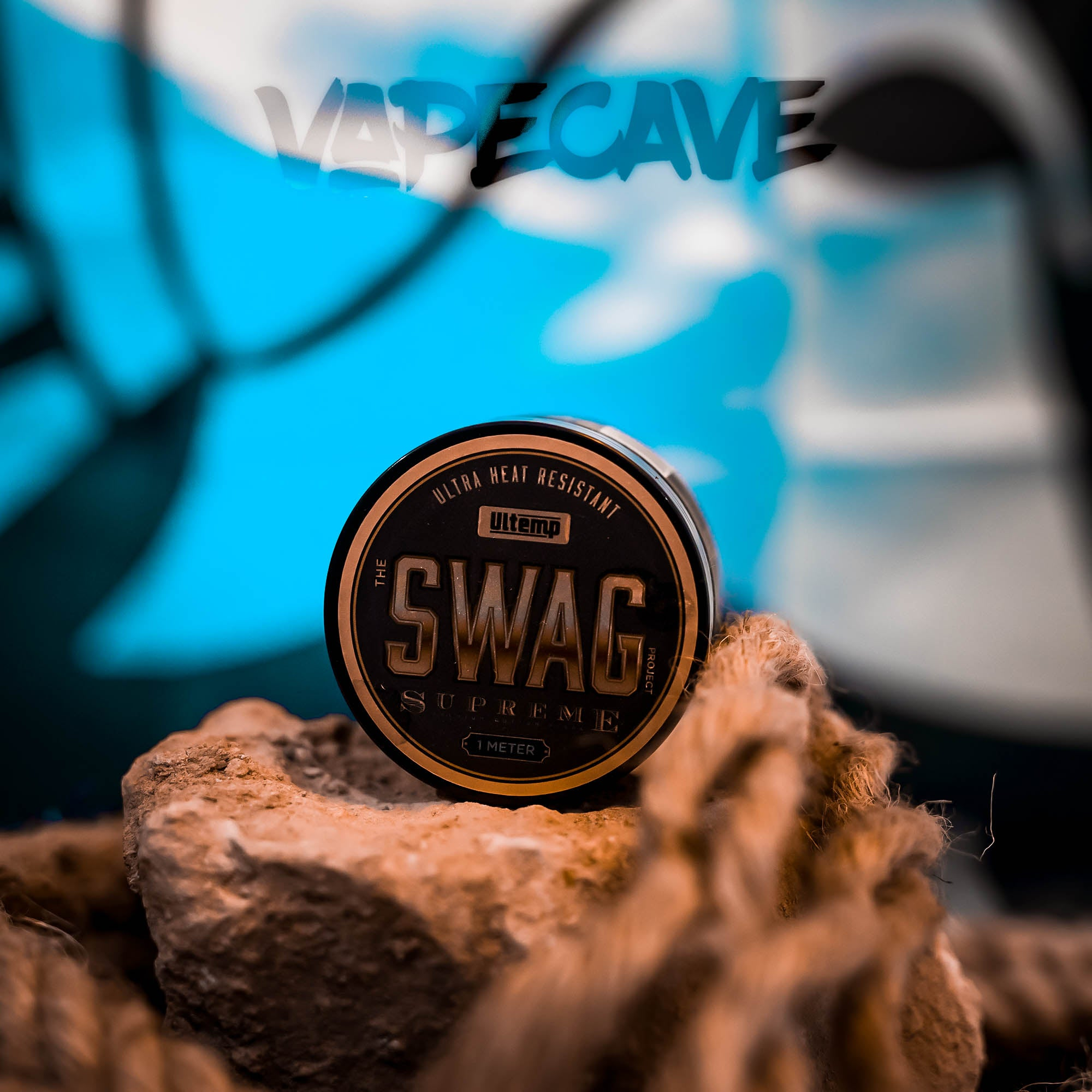 Kubera RDA  with | <br> Cotton Packs - Vape Cave - Vape Shop Melbourne Australia's Premier Shopping Destination Vape Cave