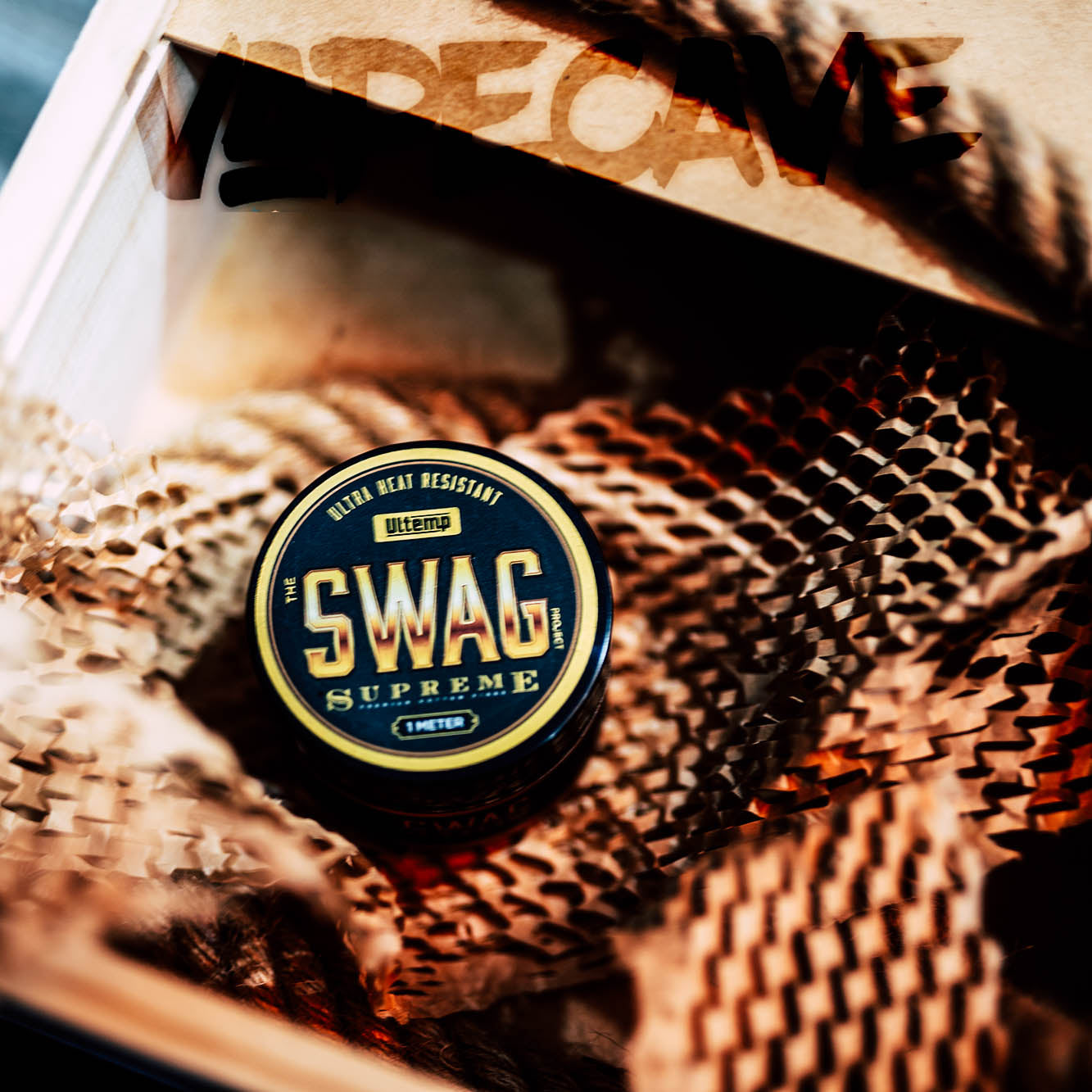 The Swag Supreme | ultra heat <br> | resistant Cotton Wick - Wholesale Vape Supply | E-Liquids | Mods | Electronic Cigarettes Drip Cave®