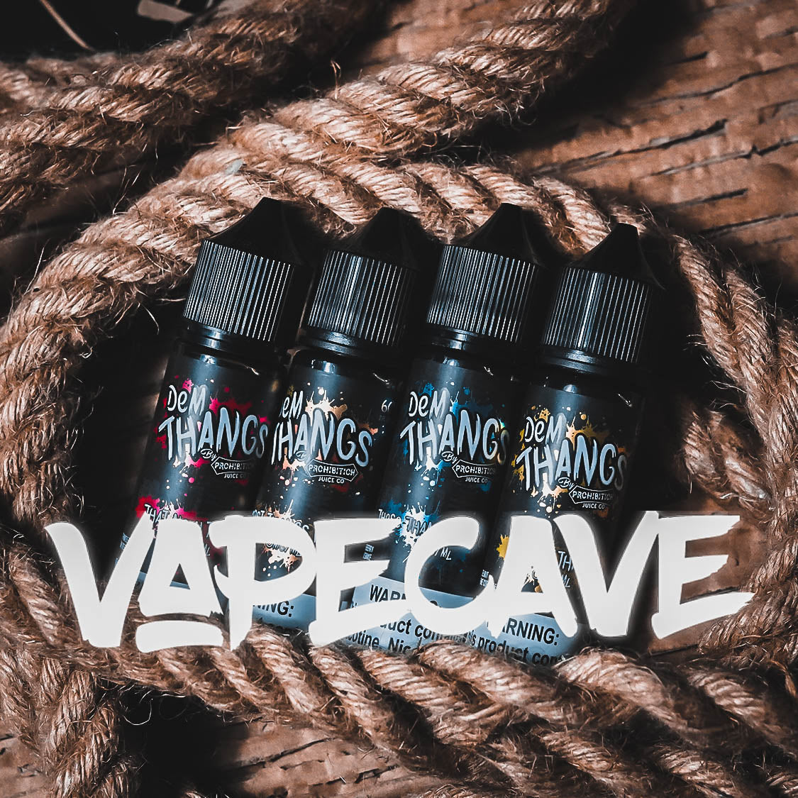 First Thangs First |<br>by Dem Thangs E-Liquid