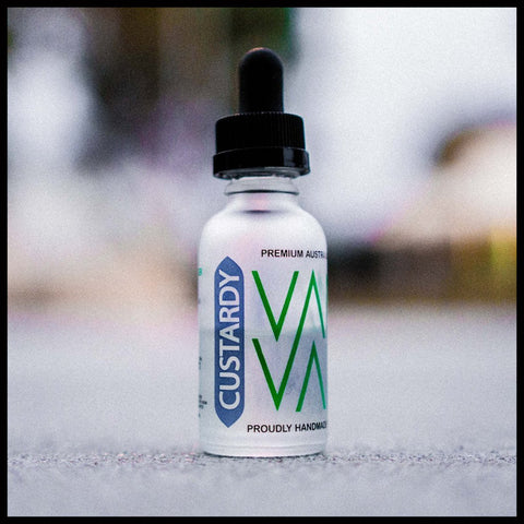 Custardy | <br> by Van Vape