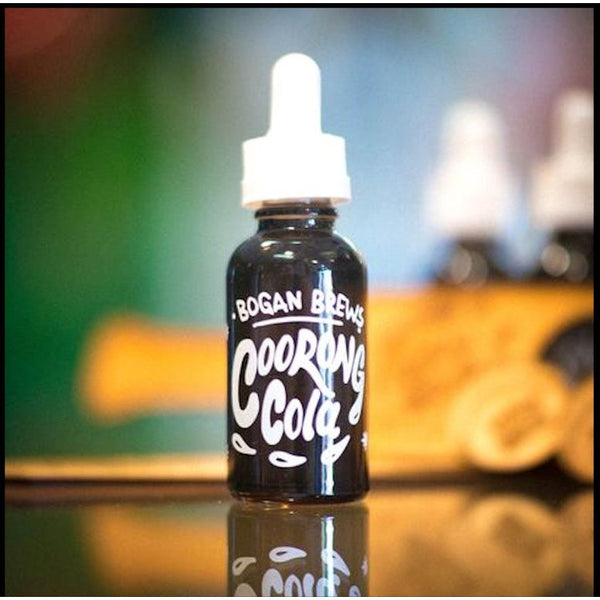 Coorong Cola | <br> by Bogan Brews | e-Juice | VapeCave | Australia
