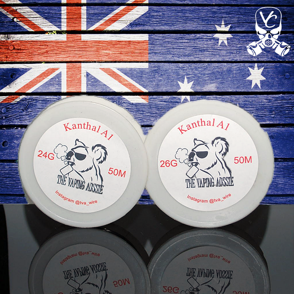 Kanthal (50m <br> spool) | by TVA Wire - Wholesale Vape Supply | E-Liquids | Mods | Electronic Cigarettes Drip Cave®