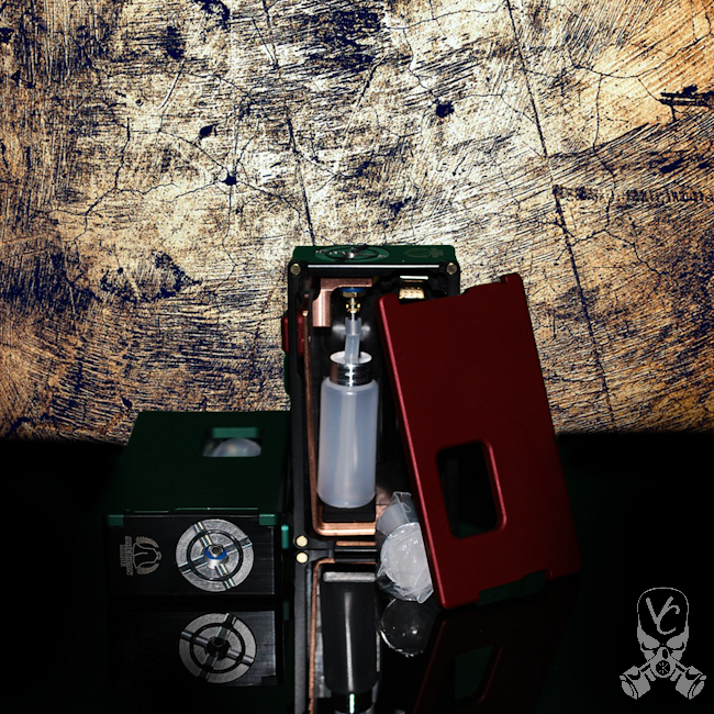 Rig Squonk Box | <br>by VapeAMP