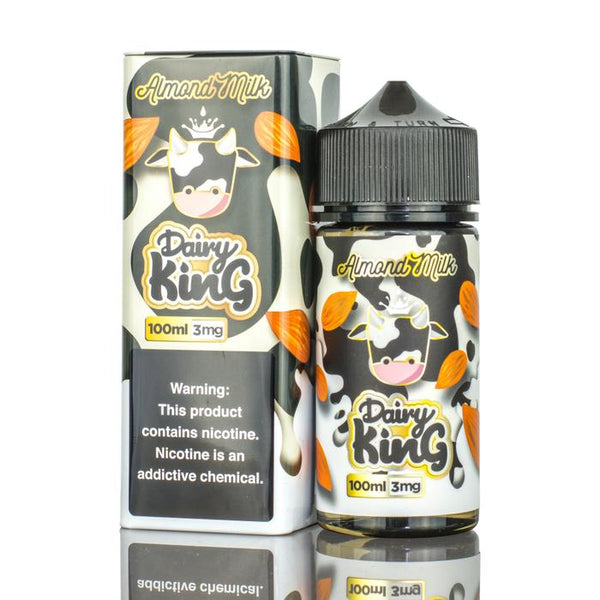Almond Milk |  <br>by Dairy King - Wholesale Vape Supply | E-Liquids | Mods | Electronic Cigarettes Drip Cave®