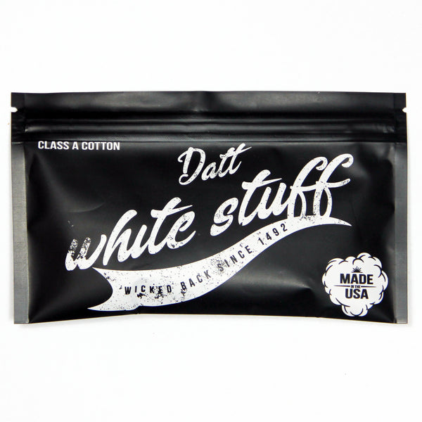 Datt White Stuff | <br> Made In The US - VapeCave.com.au Australia | Australia's Premier Vape Shop Destination