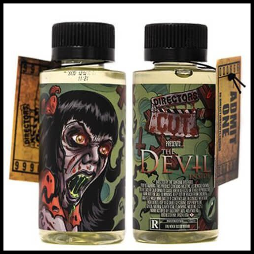 The Devil Inside | by Director's Cut Premium Liquids