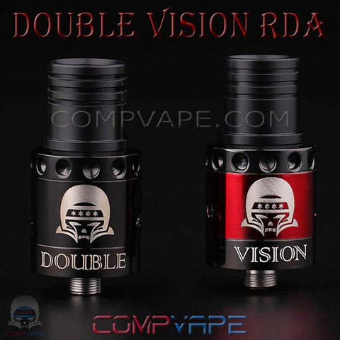 Double Vision RDA <br>By Compvape