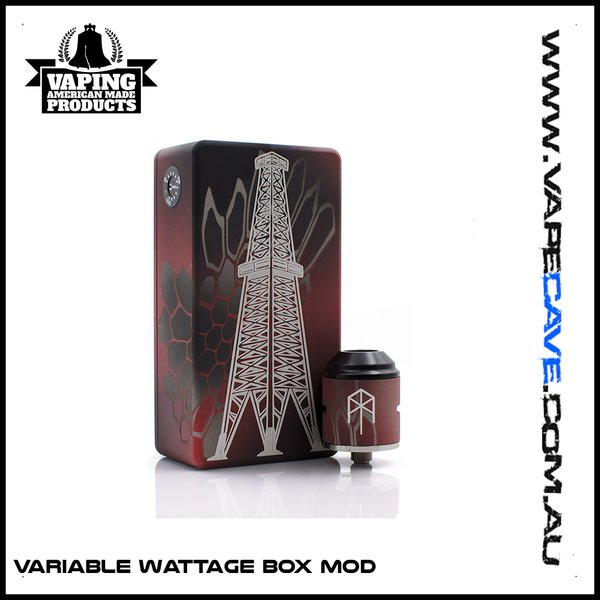 Dragon Box Limited<br> Edition Set | by VapeAMP