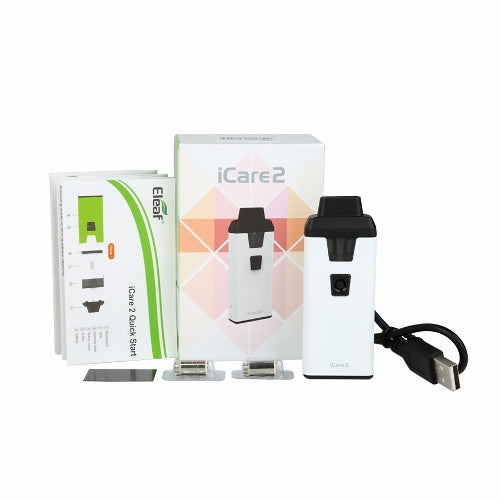 iCare 2 Starter Kit-| <br>650mah  by Eleaf - Wholesale Vape Supply | E-Liquids | Mods | Electronic Cigarettes Drip Cave®