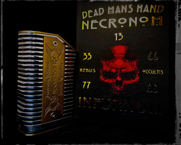 NECRONOM |<br> by Dead mans hand - Wholesale Vape Supply | E-Liquids | Mods | Electronic Cigarettes Drip Cave®