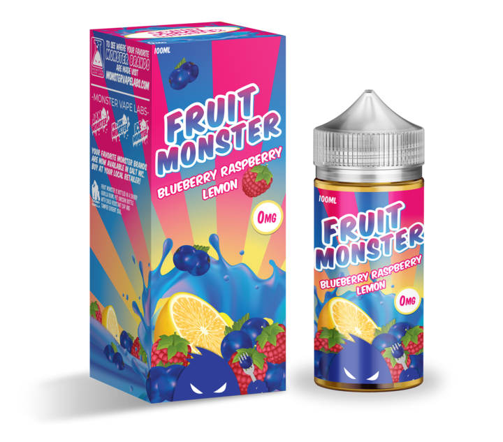 Blueberry Raspberry Lemon | <br> by Fruit Monster
