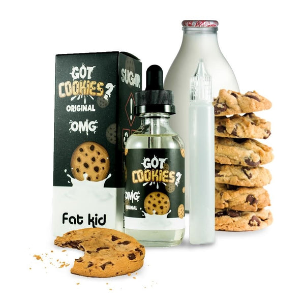 Got Cookies  |<br>by Fat Kids e-liquid - Wholesale Vape Supply | E-Liquids | Mods | Electronic Cigarettes Drip Cave®