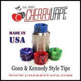 Acrylic Goon/ | <br> Kennedy Tips