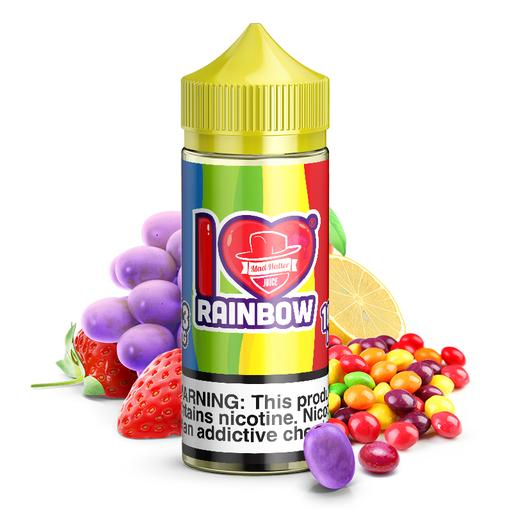 I Love Candy Rainbow  | <br> by MAD HATTER JUICE - VapeCave.com.au Australia | Australia's Premier Vape Shop Destination