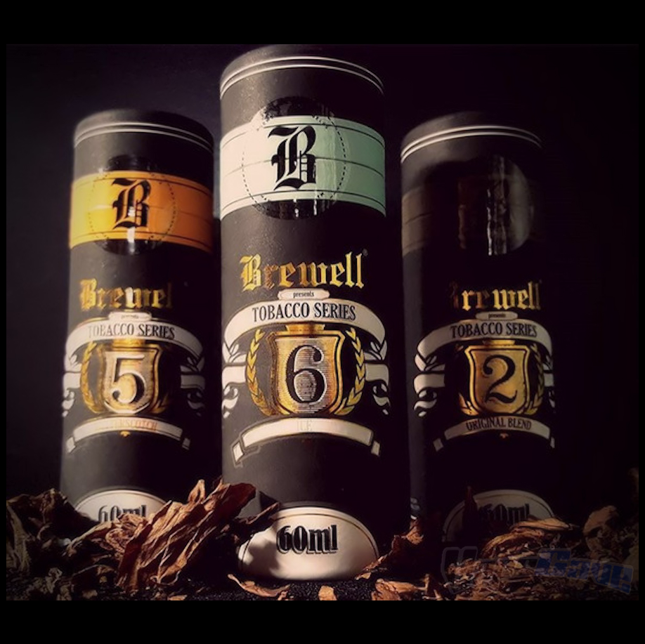 Original Blend E-Liquid | <br> by Brewell