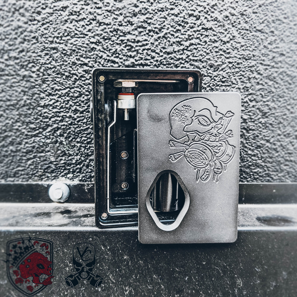 Purge Delrin Squonk Box |<br>  By Purge Mods