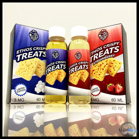Crispy Treats | <br> Limited Edition by ETHOS