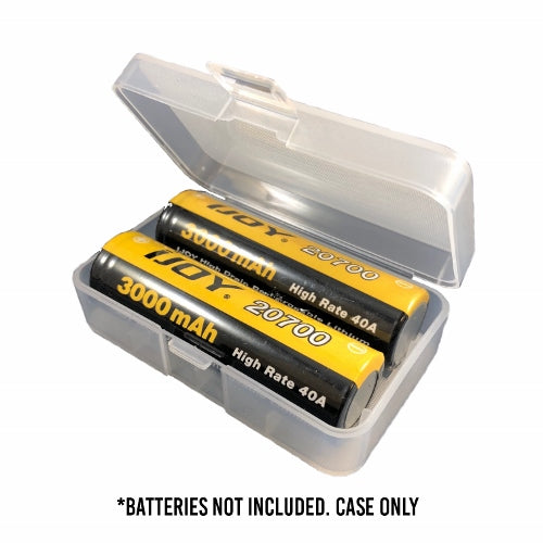 D4 Battery Case for 20700 | <br> & 21700 by KeepPower
