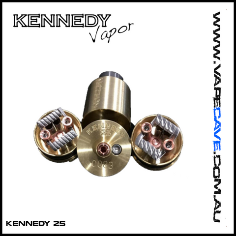 THE KENNEDY 25 RDA |<br> by Kennedy Design
