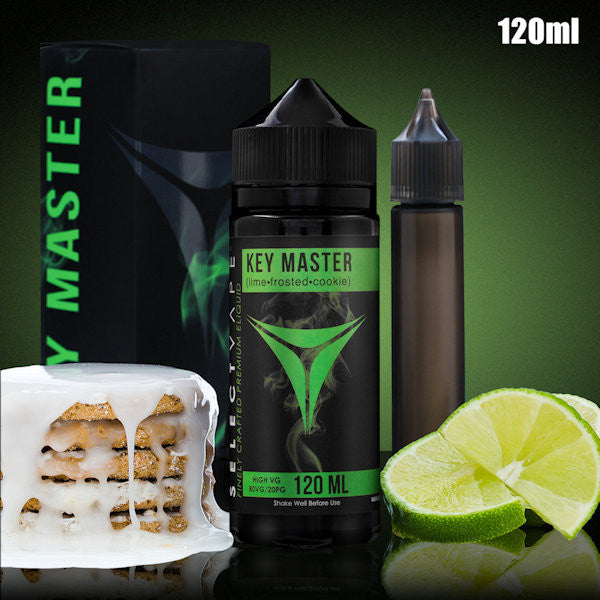 Key Master | <br> by Select Vape | e-liquid | VapeCave | Australia