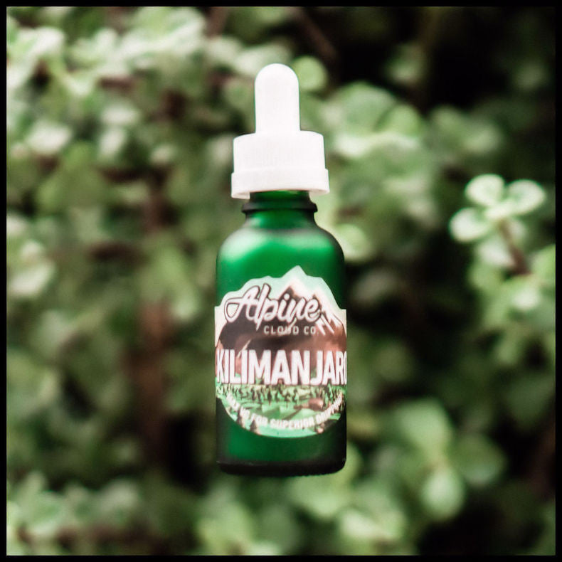Kilimanjaro  |<br> by Alpine Cloud Co. | eJuice | VapeCave | Australia