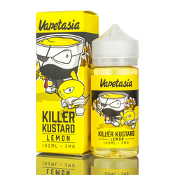 Killer Kustard Lemon | <br> by Vapetasia