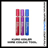 Kuro Koiler Wire  |<br> Coiling Tool | coil winder | VapeCave | Australia
