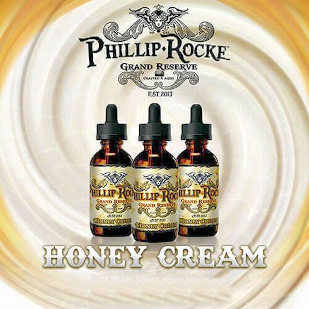 Honey Cream | <br> Phillip Rocke Grand Reserve | eJuice | VapeCave | Australia