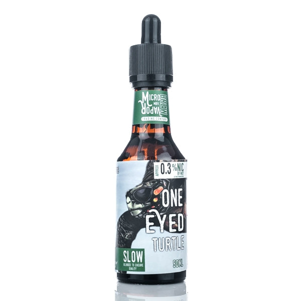 One Eyed Turtle | <br> Micro Brew Vapor