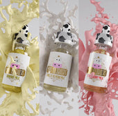 Strawberry Milk  |  <br> Moo eLiquids