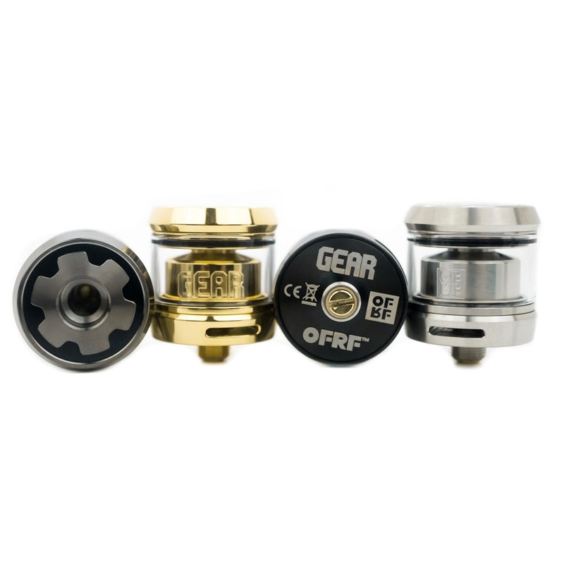 Gear Single Coil | <br> RTA By OFRF