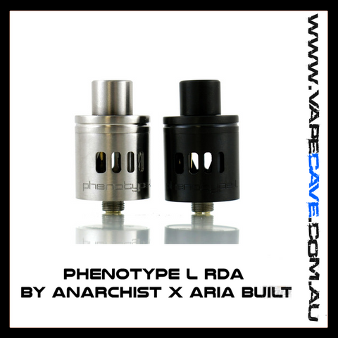 Phenotype-L v1.2 RDA<br> by Anarchist x Aria Built