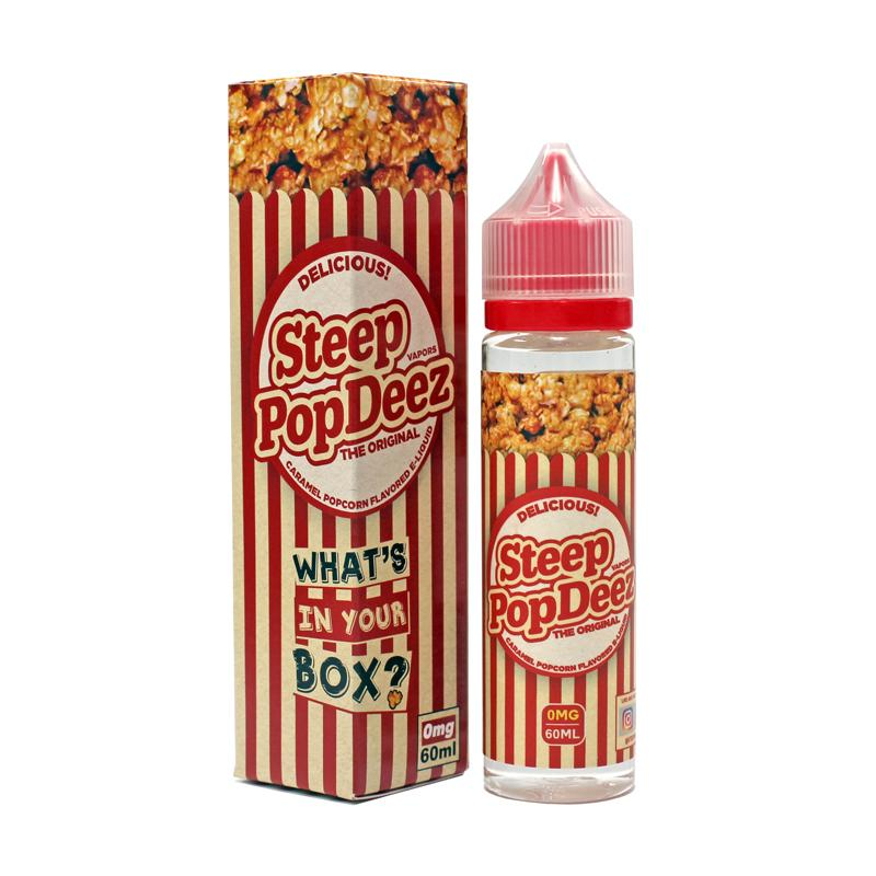Pop Deez by | <br> Steep Vapors eJuice