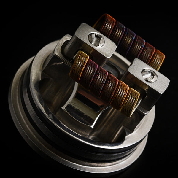 Kubera RDA | <br> by Dead Man's Hand - Wholesale Vape Supply | E-Liquids | Mods | Electronic Cigarettes Drip Cave®