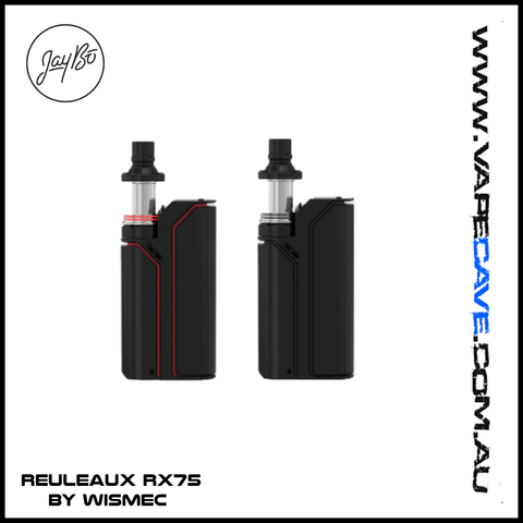 Reuleaux RX75 Kit | <br>by Jaybo Design & Wismec
