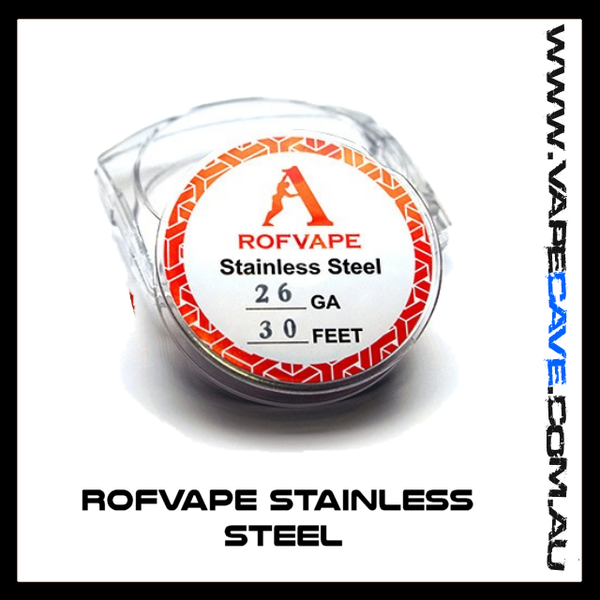 Rofvape<br>Stainless Steel