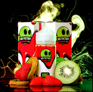 Strawberry Kiwi Eliquid | <br> by AIR FACTORY - AIR FACTORY - Vape Shop Melbourne Australia's Premier Shopping Destination Vape Cave