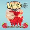 Strawberry Jelly Donut  |<br>by Loaded - Wholesale Vape Supply | E-Liquids | Mods | Electronic Cigarettes Drip Cave®