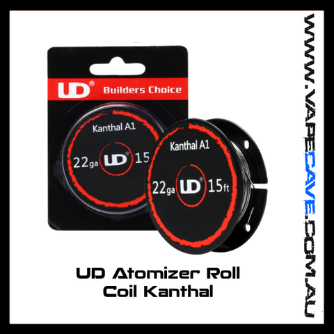 UD Atomizer Roll<br> Coil Kanthal