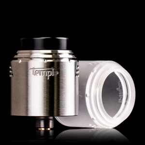 Buy Temple 25mm RDA | <br> by Vaperz Cloud LLC - Vaperz Cloud LLC - Vape Shop Melbourne Australia's Premier Shopping Destination Vape Cave