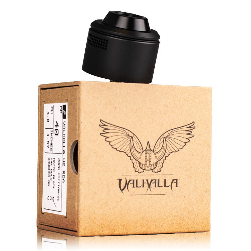 Valhalla V2 RDA by  | <br>  Suicide Mods & Vaperz Cloud LLC - Wholesale Vape Supply | E-Liquids | Mods | Electronic Cigarettes Drip Cave®