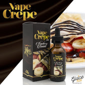 Strawberry Banana | <br> by Vape Crepe
