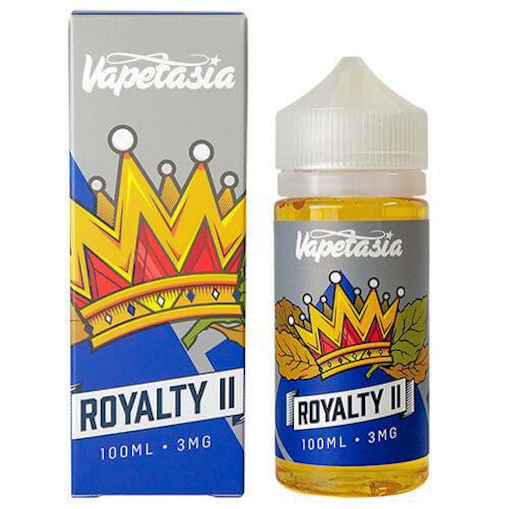 Royalty II E  | <br> by Vapetasia